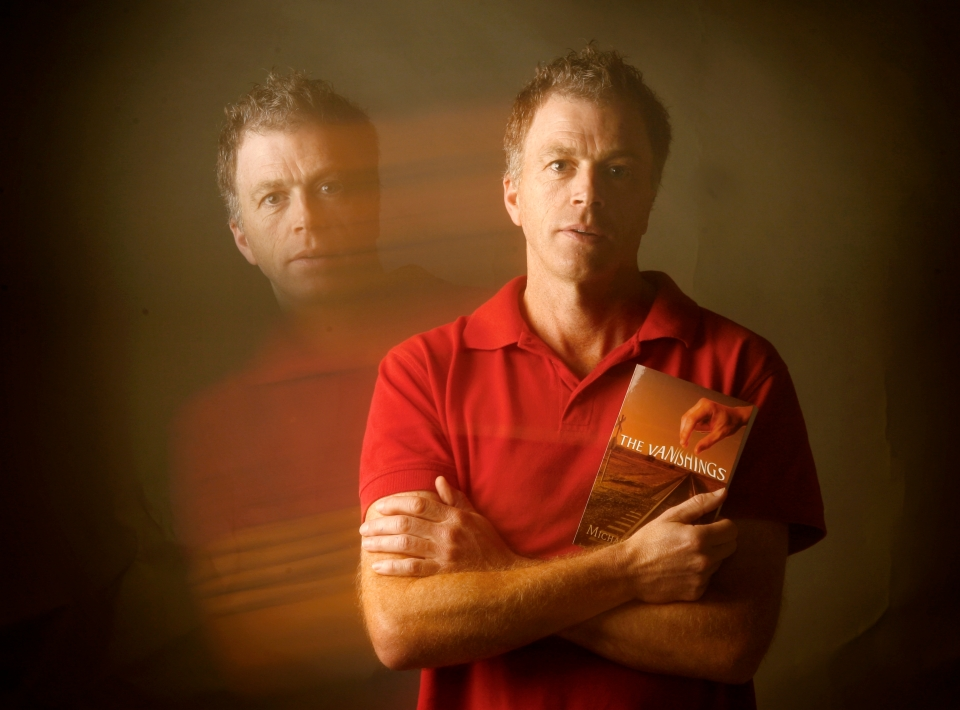 Geelong children's author Michael Panckridge